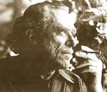 Charles Bukowski, one of Zapple's spoken word artists