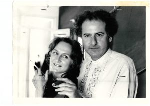 Peter and Wendy Owen, 1971