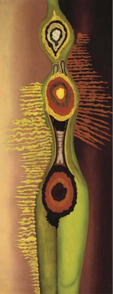 Autumnal Equinox, Ithell Colquhoun (c. 1949)