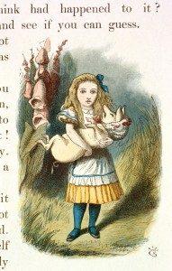 tenniel_alice-pig_the_nursery_alice_1890