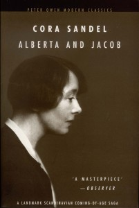 Read an extract from Cora Sandel's Alberta and Jacob